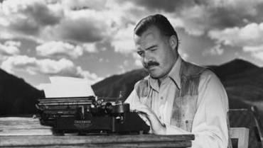 Quattro chiacchiere con Hemingway sull'arte di scrivere