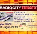 Franca Fichfach su RadioCity Trieste